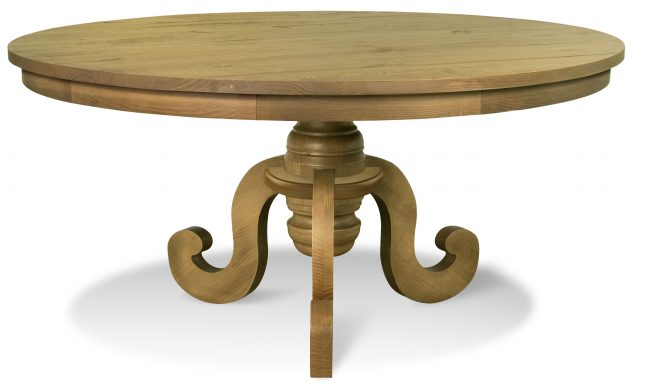 Phill Round Dining Table