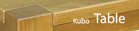 Kubo 63″ Dining Table Garapa