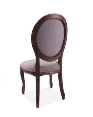 Medallion Side Chair Cinnamon